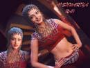 Айшвария Рай позирует в костюме из танцевального номера Love Tu Le